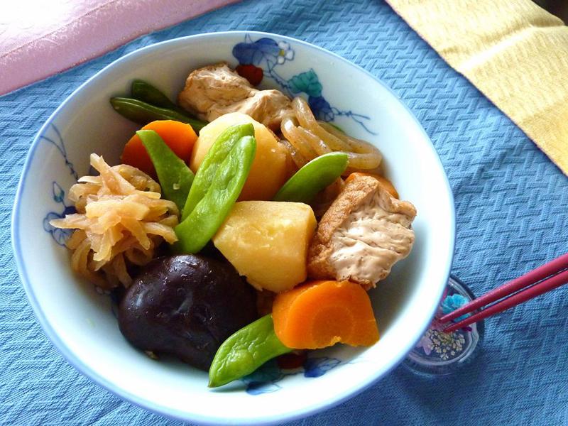 和食の塩分を減塩するコツ⑤なぜ煮物は味付けが濃くなってしまうのか?その理由と減塩3つのコツ